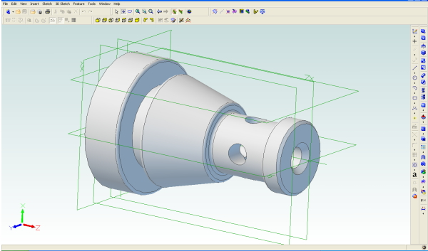 Engineering CAD/CAM software